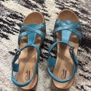 Ladies Clark's sandal